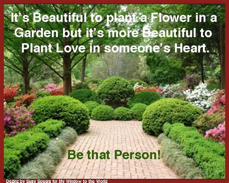 Quote Garden by Gardening Quotes Quotesgram