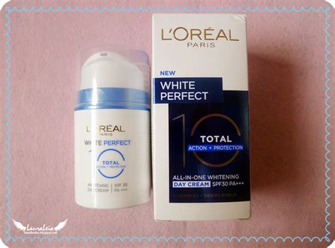 Loreal Day White review l oreal white total 10 all in one