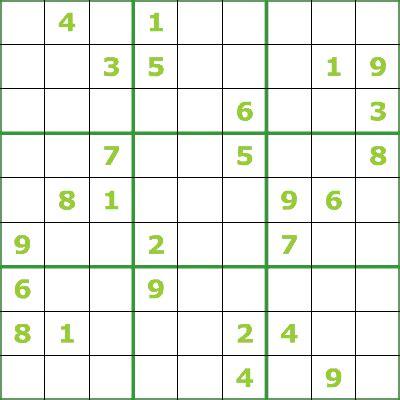 Grille Sudoku by Sudoku Grille De Sudoku Gratuite Sur Sudoku Land