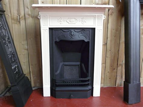 black painted bedroom fireplace 016b