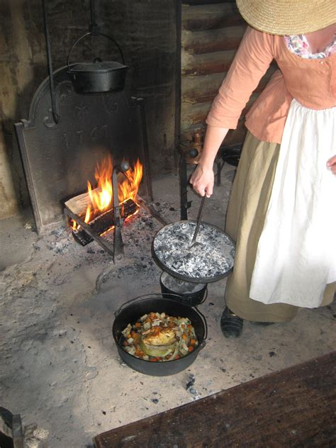Foods and Feasts of Colonial Virginia