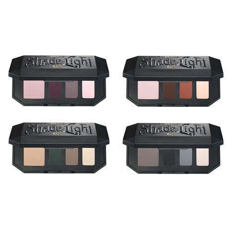 kat von d shade and light eye contour palette kat von d beauty shade light eye contour quads