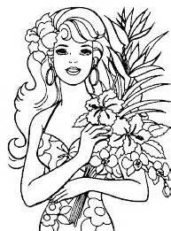 vintage barbie coloring pages princess barbie coloring pages to print coloring pages to