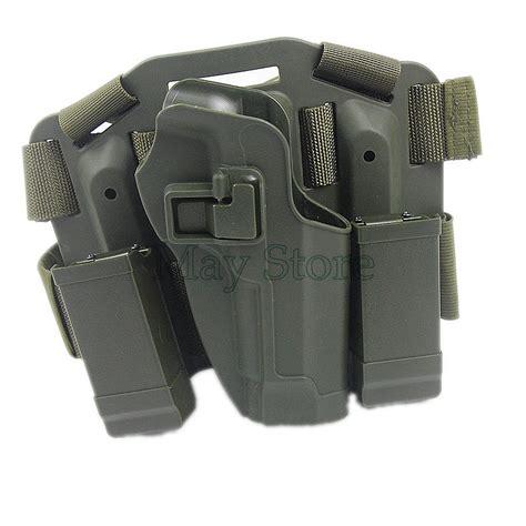 Promo Sale Holster Blackhawk Cqc For Handun Pistol Airsoft Glock 17 19 sale airsoft gun holster beretta 92 96 m9 tactical holster leg thigh blackhawk cqc matte