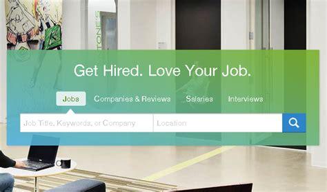 company review site glassdoor raises   funding led