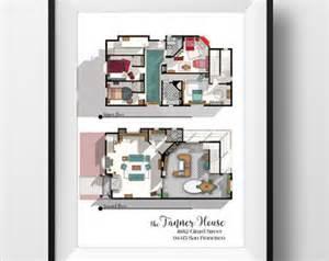 new girl tv show apartment floor plan new girl tv show layout tv floorplans by nikneuk on deviantart