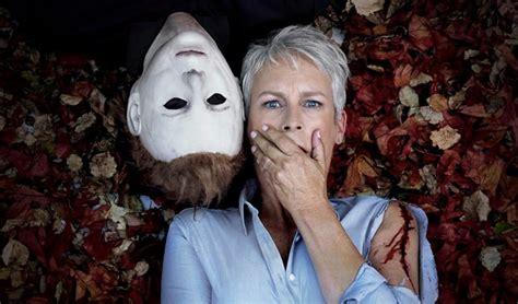 jamie lee curtis new halloween film jamie lee curtis posts new halloween picture zac efron cast