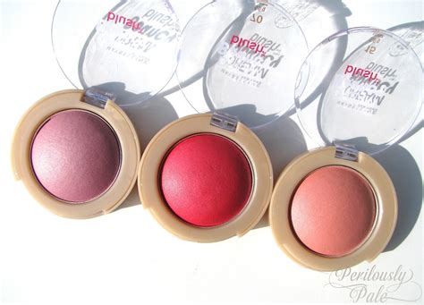 Maybelline Bouncy Blush maybelline bouncy blush in orchid hush petal