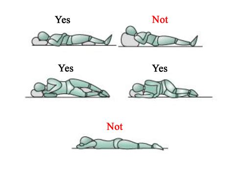 best way to sleep on side the healthiest position for sleep