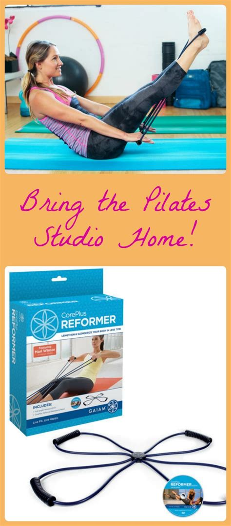 how to get a great pilates workout at home