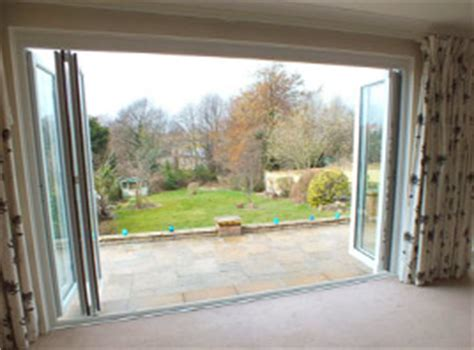 Bluebell Conservatories Patio French Bifolding Doors Fully Opening Patio Doors