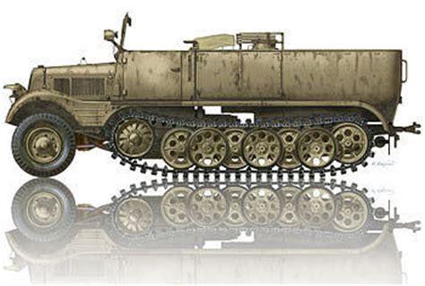 Famo Accessories Brown sdkfz 11 halftrack lefh 18 105mm howitzer plastic model