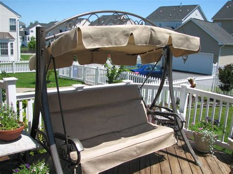 sunbrella patio swing best 12 outdoor patio furniture refurbishing images on