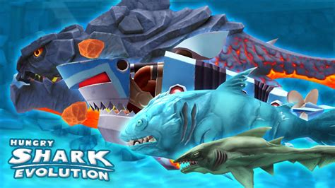shark evolution apk hungry shark evolution 3 7 2 mod apk unlimited coin gems shark