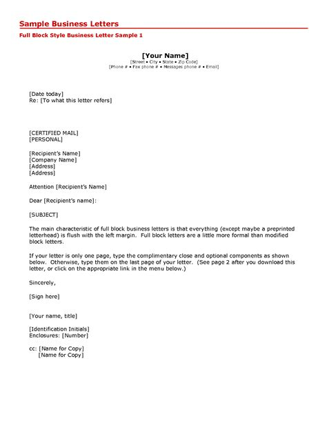 Business Letter Template For Open Office Sle Business Letters By Maryjeanmenintigar Business