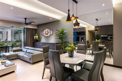 home design decor exhibition singapore singapore condominium interior design at the grand duchess