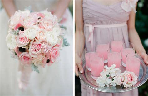 Wedding Bouquet Light Pink by Roses Wedding Flower Inspiration Light Pink
