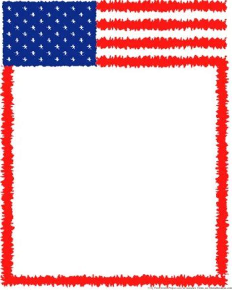 printable american flag clip art flag clip art border clipart best