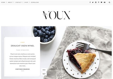 voux slider blogger template blogspot templates 2018