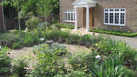 formal front garden accent garden designs - Formal Front Garden
