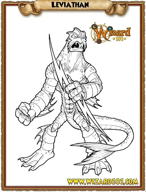 wizard101 coloring pages pin wizard 101 colouring pages on