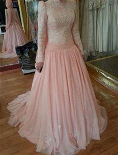 Ballgown Bridal Dress Pesta 19 muslimah wedding dress on hijabs muslim