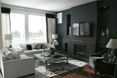 black accent wall in living room walls design arguments for the wall decoration fresh design pedia