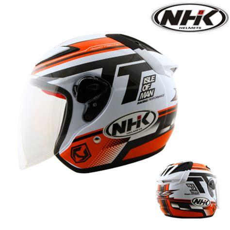 Helm Nhk R6 Orange helm nhk r6 beyond pabrikhelm jual helm murah