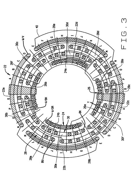 three phase induction motor winding diagram patent us6255755 single phase three speed motor with shared windings patents