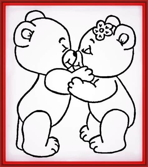 imagenes para dibujar ositos imagenes de osos de peluches para colorear archivos