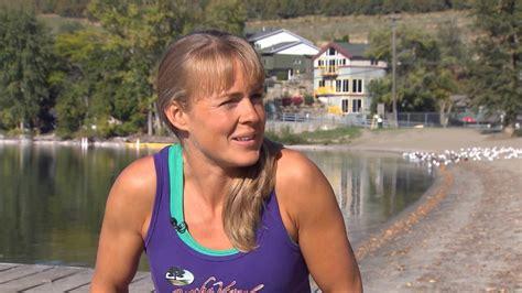 hill triathlon shanda hill canadian triathlete attempting gruelling race