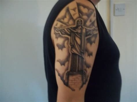 christ the redeemer tattoo 25 the redeemer tattoos