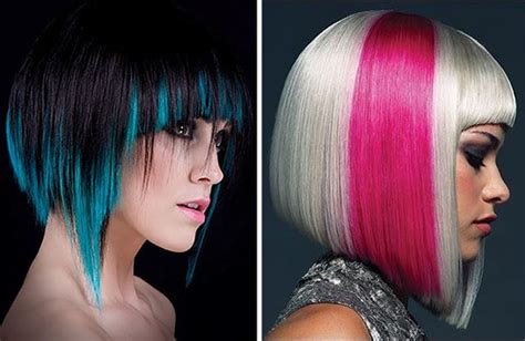 Colored Bob Hairstyles by Bob Haircuts For 2014 Hairstyles 2017 Hair Colors And
