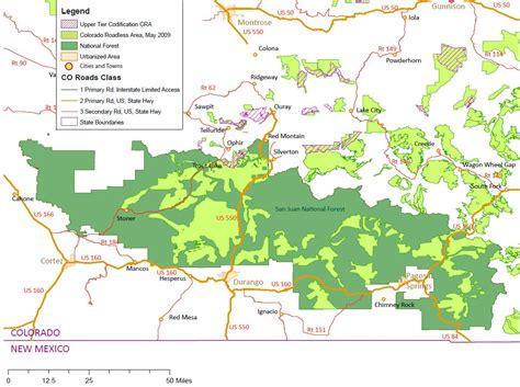 colorado national forest maps maps colorado deserves more