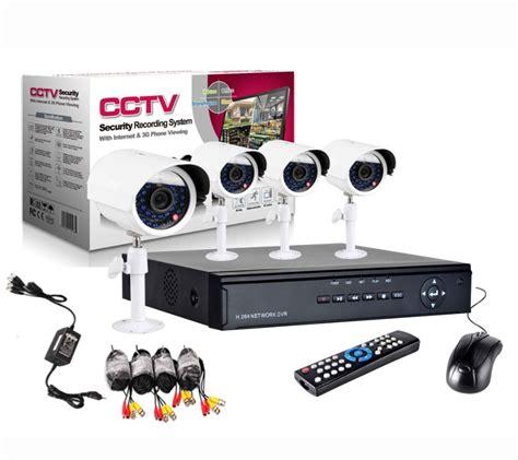 kit completo 4 camaras monitoreo celular dvr bases