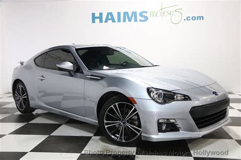 subaru brz limited 2015 2015 used subaru brz 2dr coupe manual limited at haims