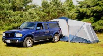 pickup truck awning cing tents for pickup trucks shell