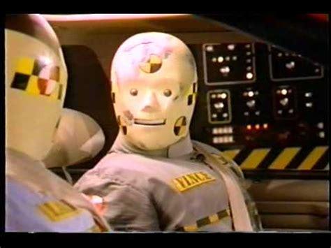 crash test dummy commercial youtube