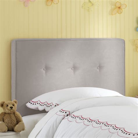 Upholstered Headboard With Buttons by Button Upholstered Headboard Rosenberryrooms
