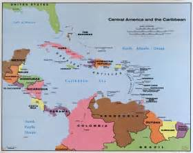 map of caribbean and south america bera issue 21 american business and economics