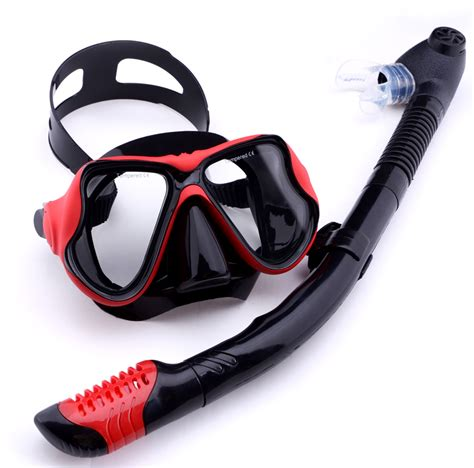 dive kit diving mask snorkel scuba equipment kit dive mask and