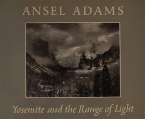 ansel adams yosemite and the range of light poster produkt yosemite and the range of light ansel adams