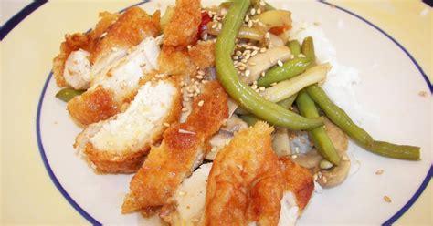 cuisine chinoise poulet croustillant cuisine de tartine poulet croustillant au citron