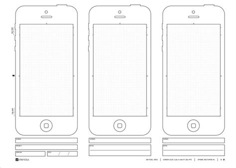 iphone app wireframe template 17 best images about ux ui on behance flats