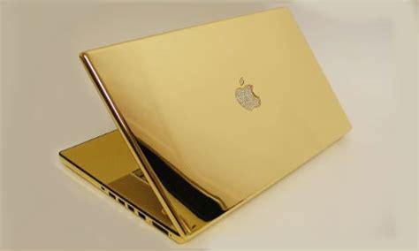 Laptop Apple Macbook Gold apple s platinum gold plated macbook pro for 30k tlvp