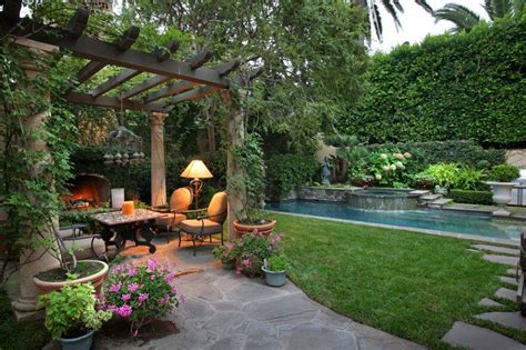 Backyard Garden Ideas Architectural Design Back Yard Landscaping With Garden