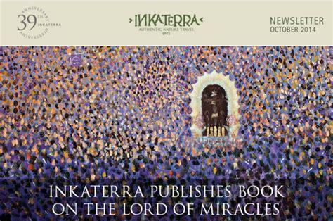 libro peru natural eden of inkaterra presenta libro de lujo quot el se 241 or de los milagros quot serperuano com