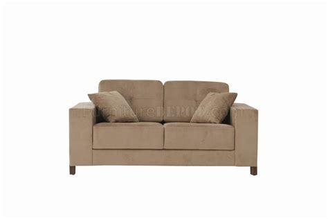 cream fabric sofa cream fabric modern sofa loveseat set w optional items