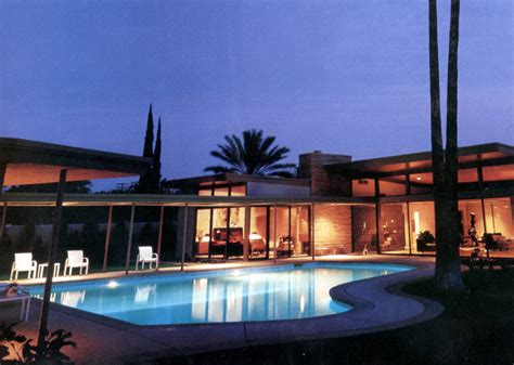 frank sinatra house palm springs living adobe to mid century modern travel