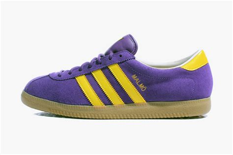 adidas malmo adidas originals 2012 spring malm 246 purple yellow hypebeast